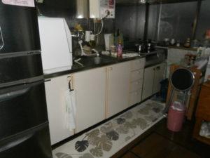 キッチン入替えました。