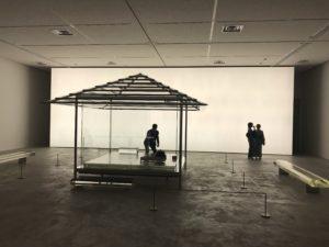 吉岡徳仁 ガラスの茶室 – 光庵- 展