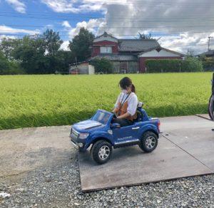 新しい愛車!?